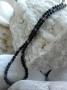 Šungitový náhrdelník ametyst